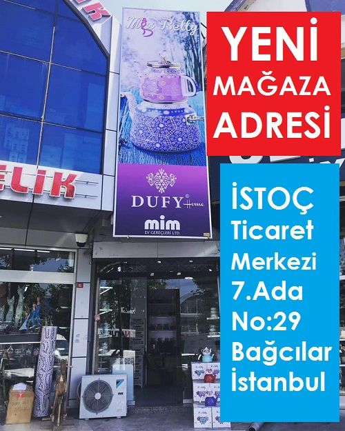 Miss Betty İstoç Adresi