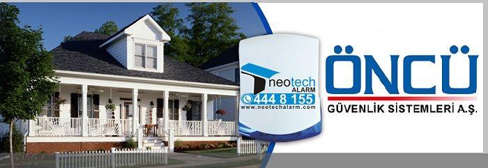 Öncü Güvenlik Neotech Alarm İzleme Merkezi