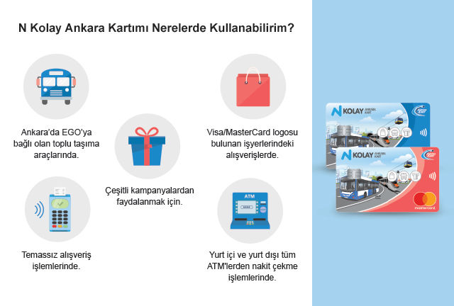 N Kolay Ankara Kart | Aktif Bank