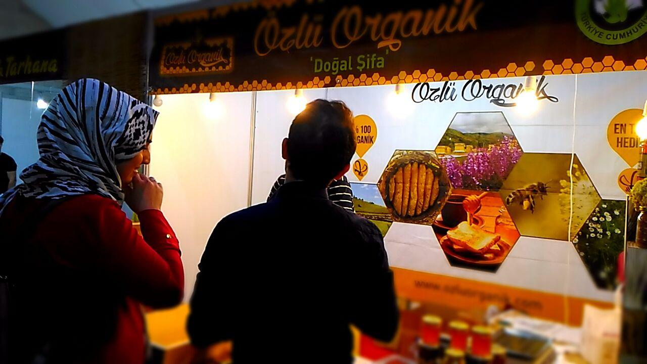 Özlü Organik Bal Fotoğrafları