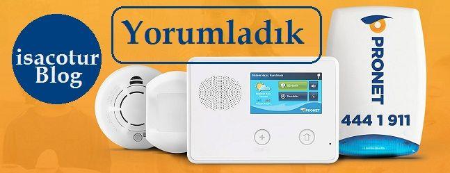 Pronet Güvenlik Alarm Sistemleri