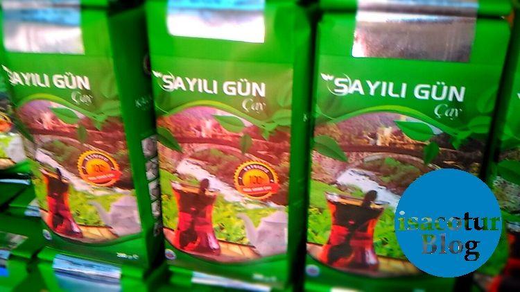 Sayılı Gün Çay İş Yurtları Fuarında