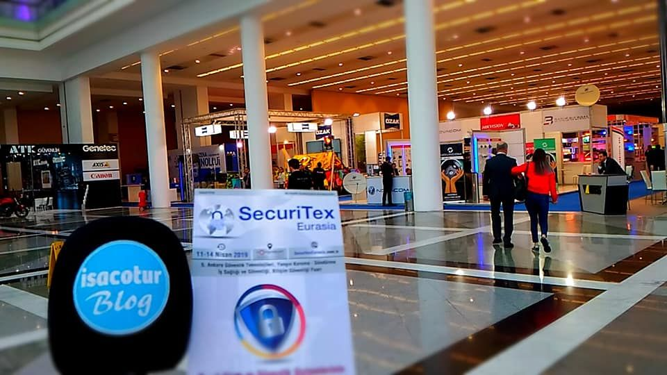 SecuriTex Eurasia 2019 Ankara