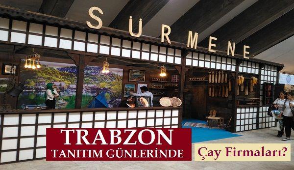 Sürmene Belediyesi Trabzon Günlerinde