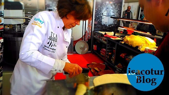 Turkish Culinary Academy Uluslararası Ekmek Festivalinde