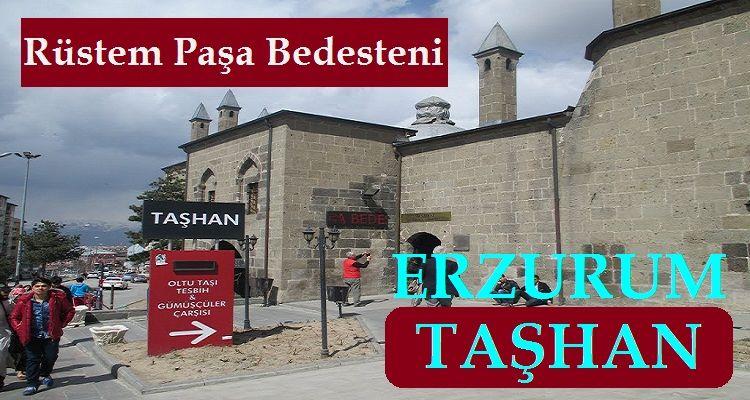 Taşhan / Rüstem Paşa Bedesteni