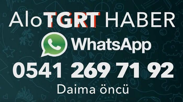 Tgrt Haber Whatsapp İhbar Hattı