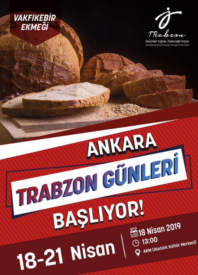 Trabzon Günleri Ankara 2019