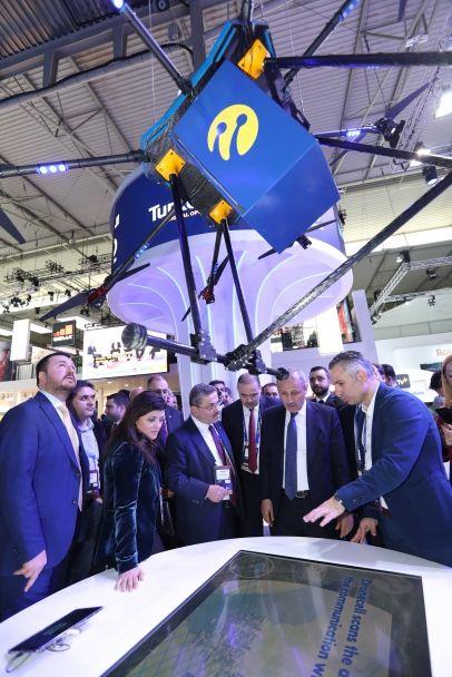 Turkcell 4.5G Drone