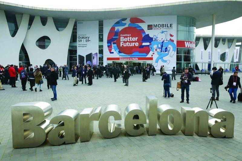 Mobil Dünya Kongresi 2019 Barselona