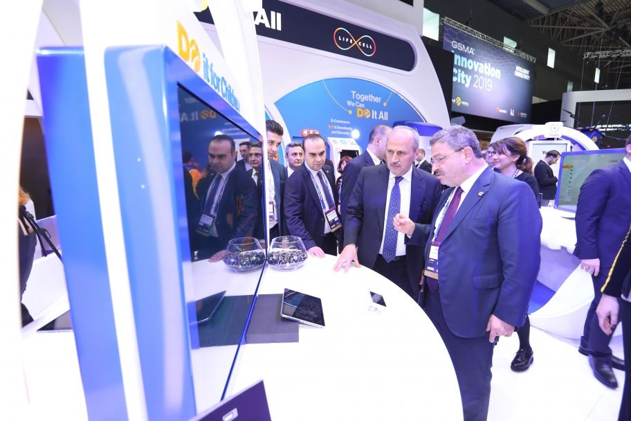 Turkcell Dijital İhracat Başarısı DO 1440 ile Mobil Dünya Kongresi Damga Vurdu
