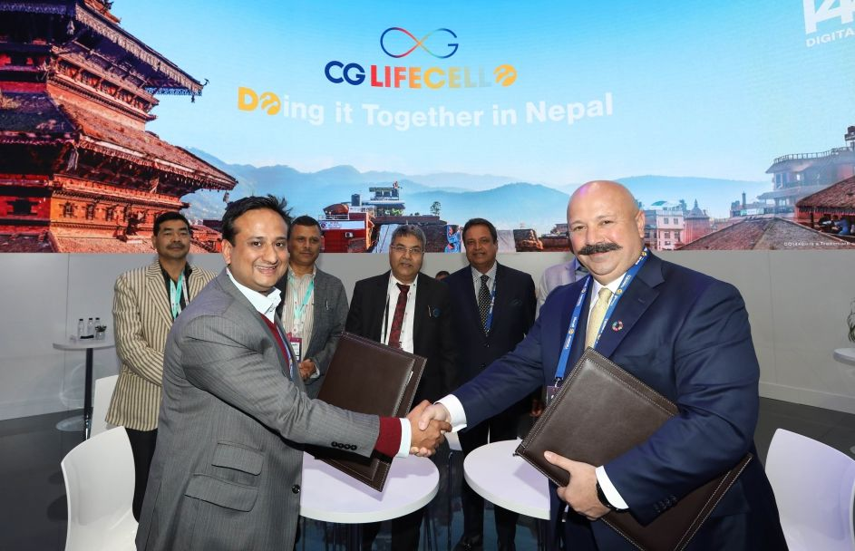 CG Corp Global Yönetim Kurulu Başkanı Dr. Binod Chaudhary