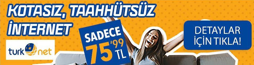 TürkNet Arkadaşını Getir Davet Kodu reklam baneri 970x250