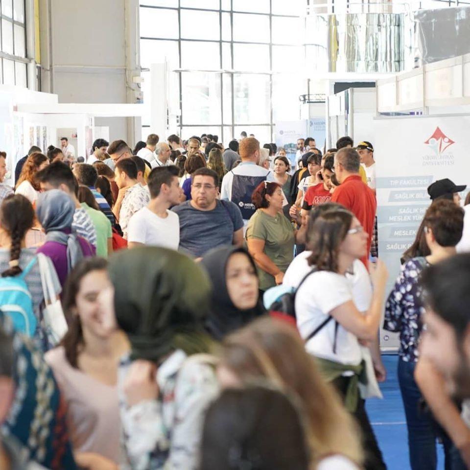 Üniversite Tercih Fuarı 2019 Ankara Altınpark