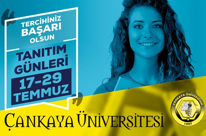 Üniversite Tercih Fuarı 2019 Ankara ÇANKAYA ÜNİVERSİTESİ