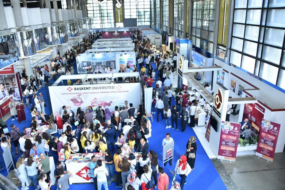 Üniversite Tercih Fuarı 2019 Ankara