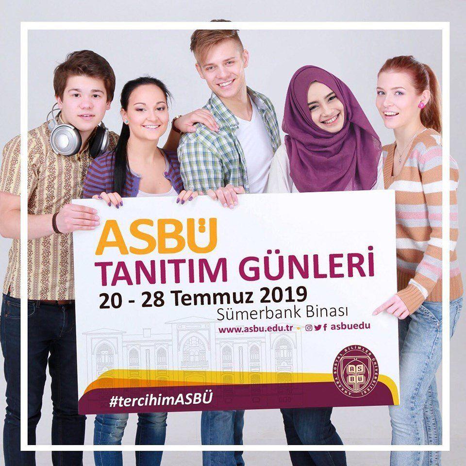 Üniversite Tercih Fuarı 2019 Ankara ANKARA ÜNİVERSİTESİ SİYASAL BİLİMLER ÜNİVERSİTESİ