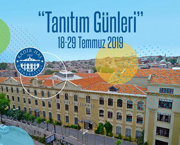 Üniversite Tercih Fuarı 2019 Ankara KADİR HAS ÜNİVERSİTESİ