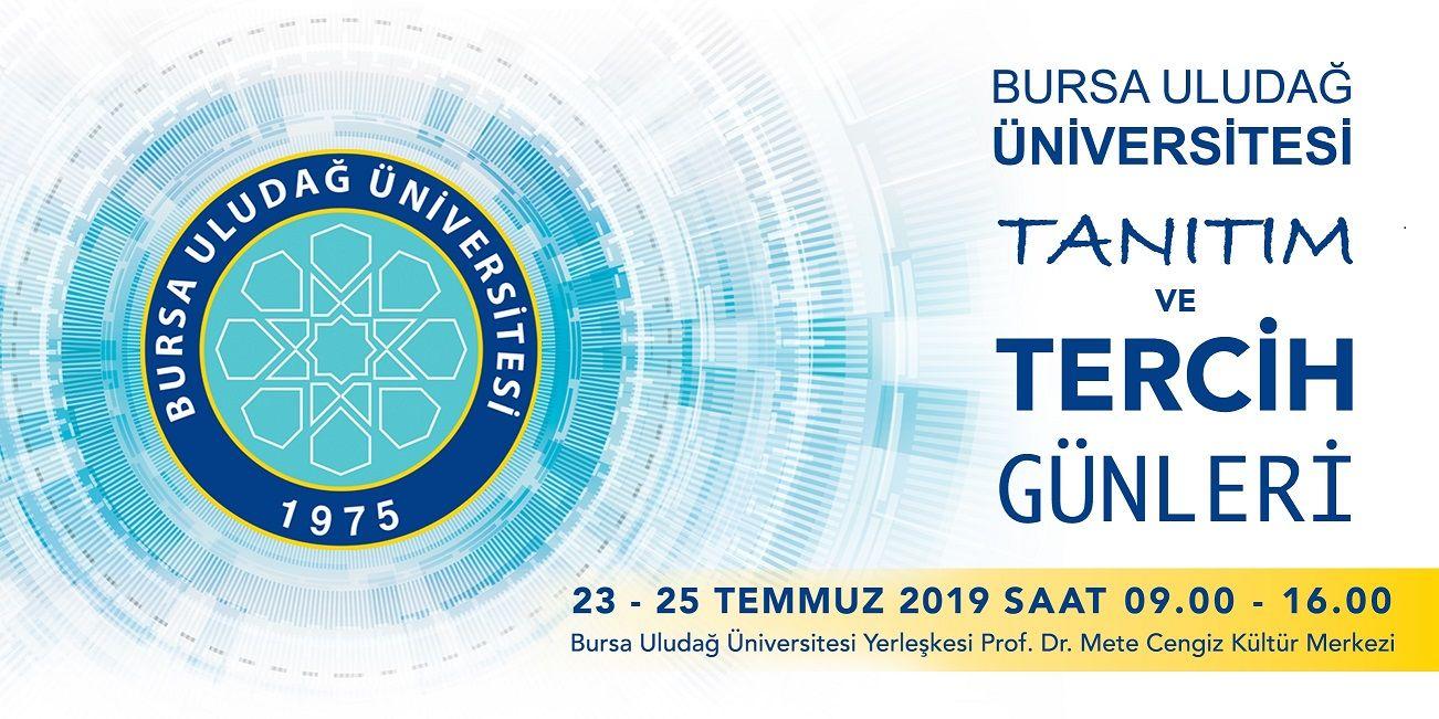 Üniversite Tercih Fuarı 2019 Ankara BURSA ULUDAĞ ÜNİVERSİTESİ