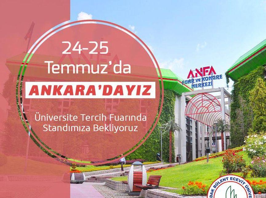 Üniversite Tercih Fuarı 2019 Ankara BÜLENT ECEVİT ÜNİVERSİTESİ