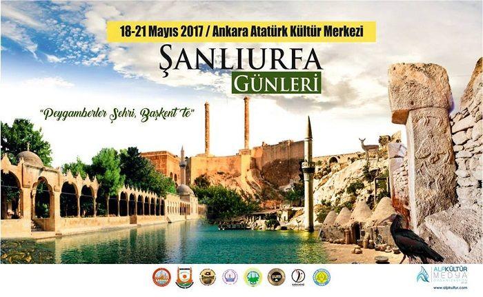 Ankara Akm ŞanlıUrfa Günleri