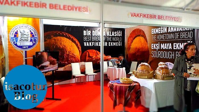 Vakfıkebir Ekmek Uluslararası Ekmek Festivalinde