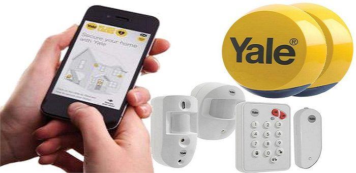 Yale Türkiye Alarm Sistemleri