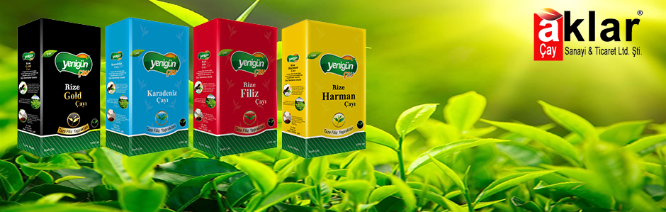 Aklar Çay Sanayi/ YeniGün Çay