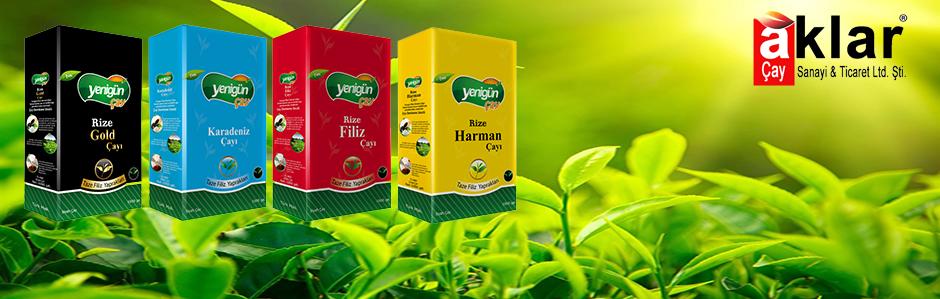 Aklar Çay Sanayi Yeni Gün Çay