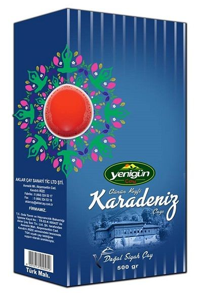 Yenigün Karadeniz çayı