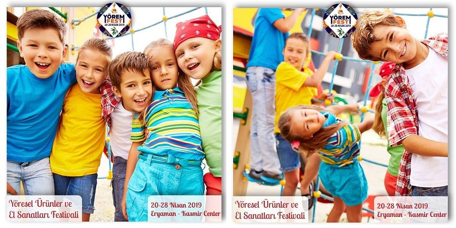 Yöresel Ürünler Festivali'Yörem Fest'