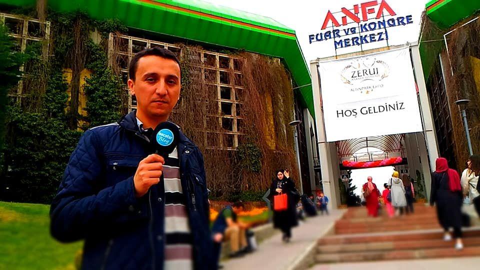 Zeruj Festivali 2019 Ankara Altınpark vlog