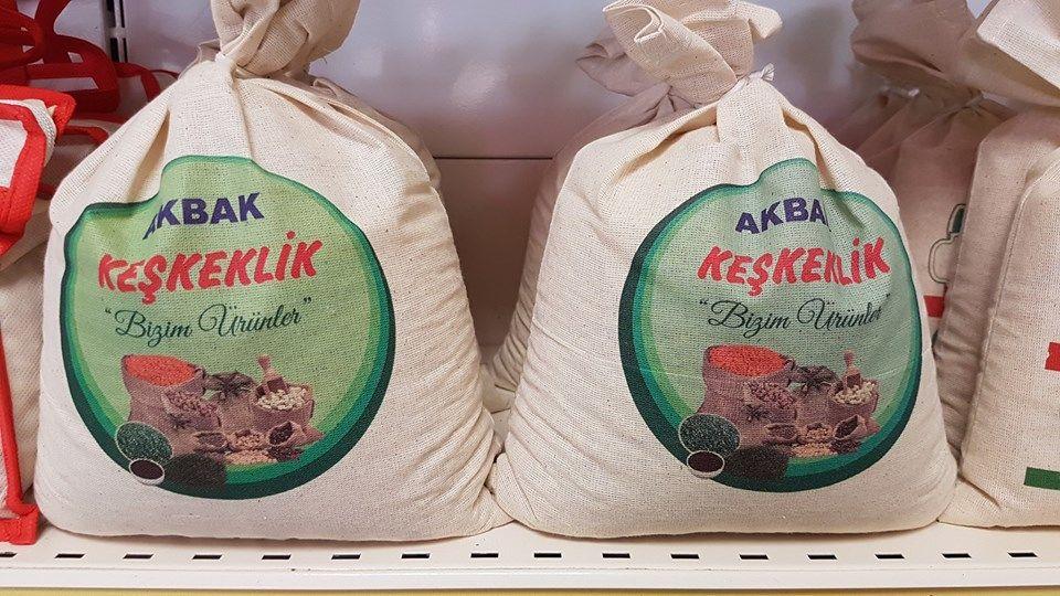 Ilgaz Akbak Otel Hediyelik Yöresel Ürünler, keşkeklik, aşurelik buğday