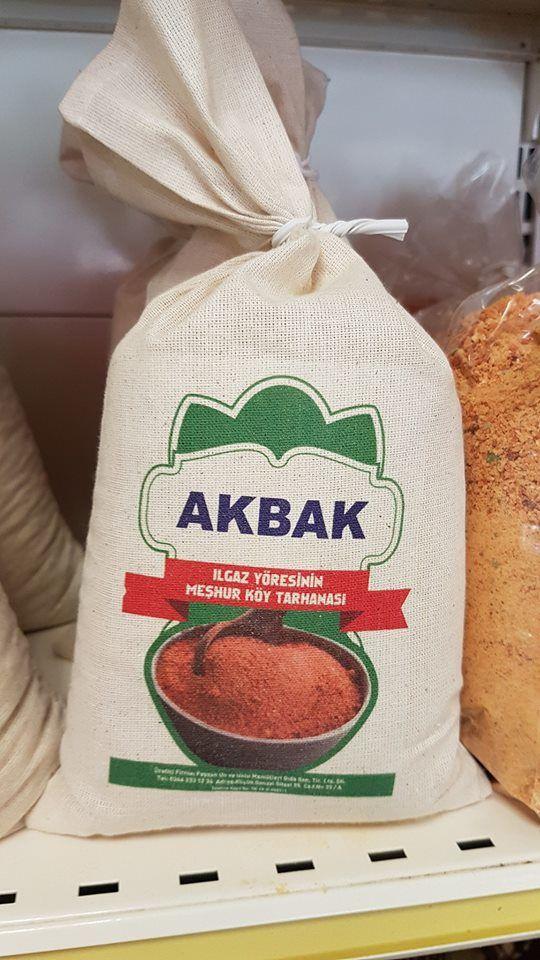 Ilgaz Akbak Otel Hediyelik Yöresel Ürünler, ılgaz köy tarhanası