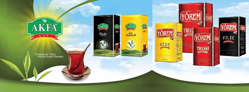 Akfa Çay + Yörem Çay