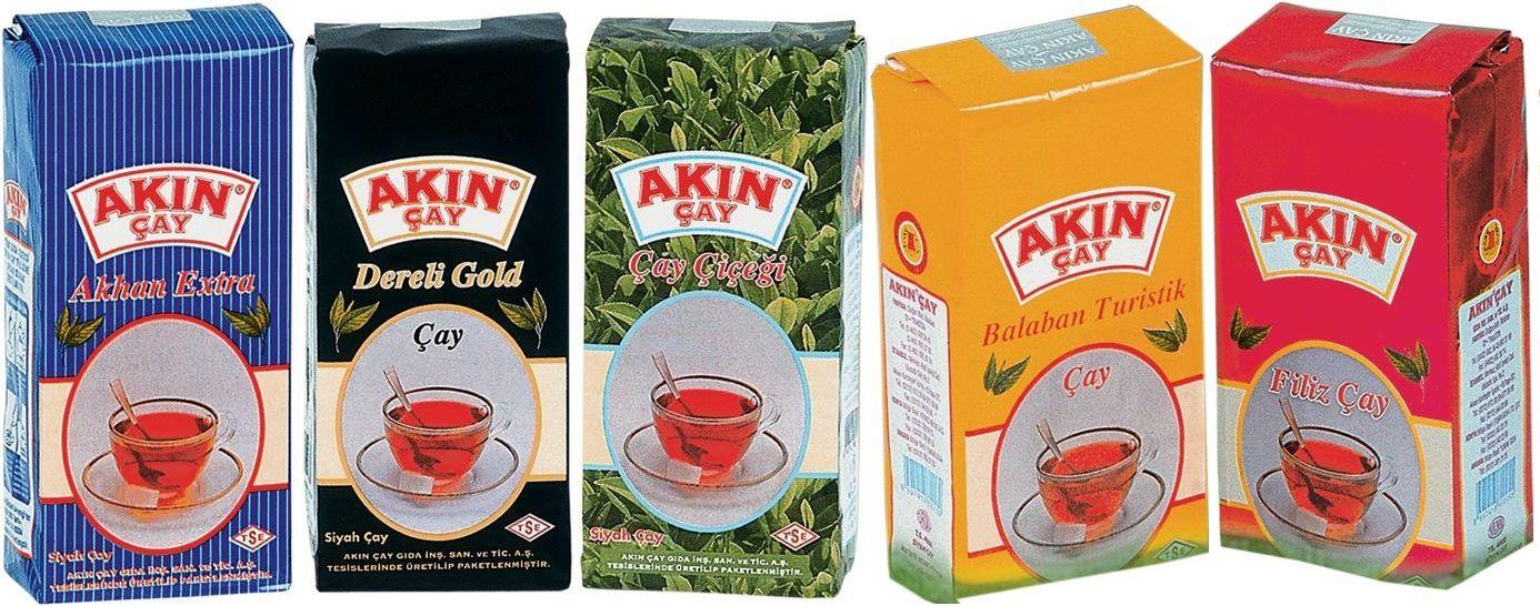 Akın Çay