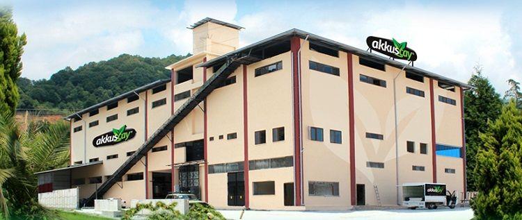 Akkuş Çay Fabrikası