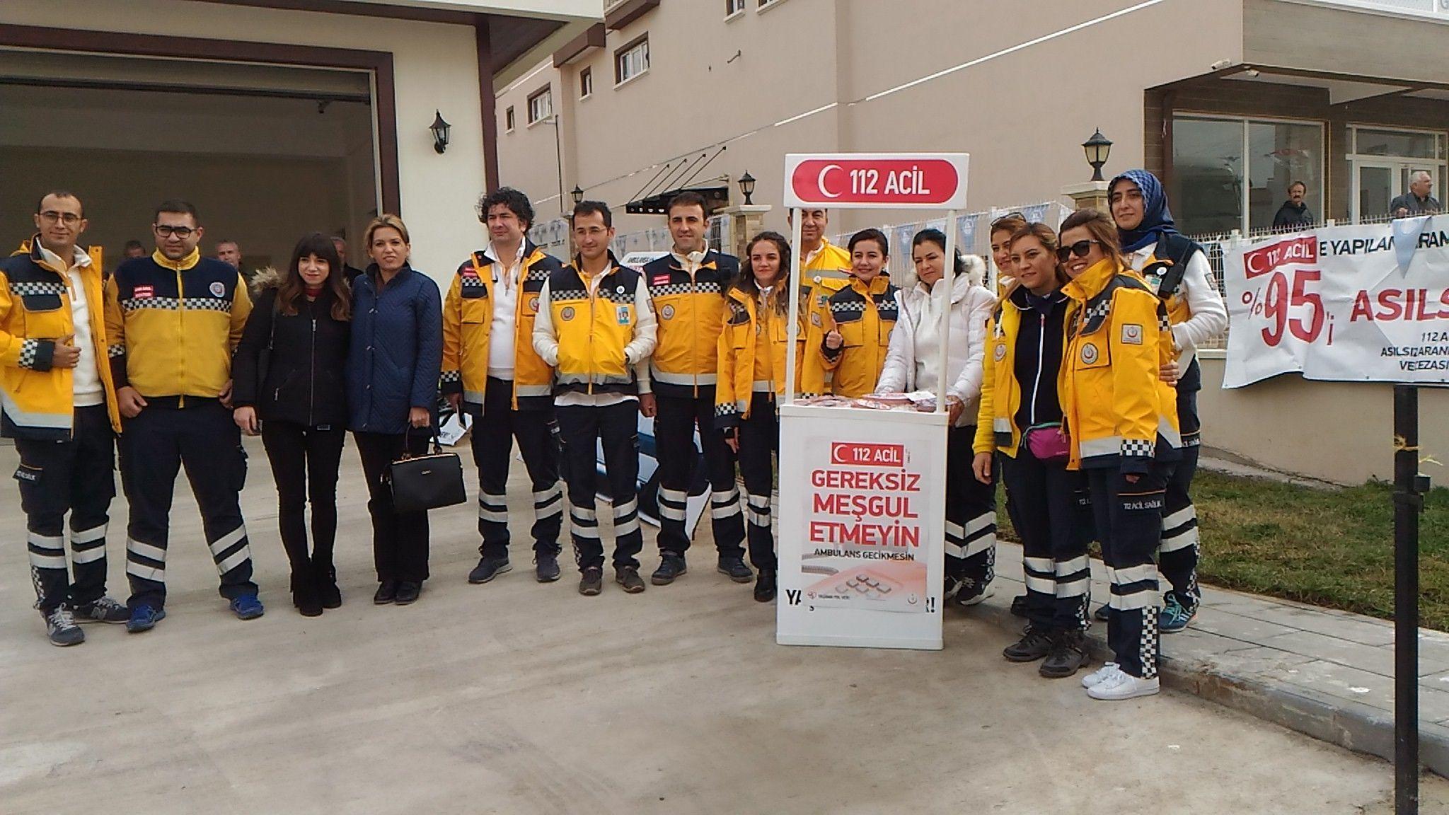 Altındağ Belediyesi 112 Acil Sağlık Hizmet İstasyonu Açılışı