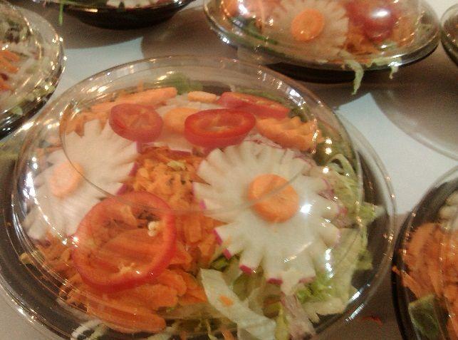 Amasra salatası Ankara AKM'de