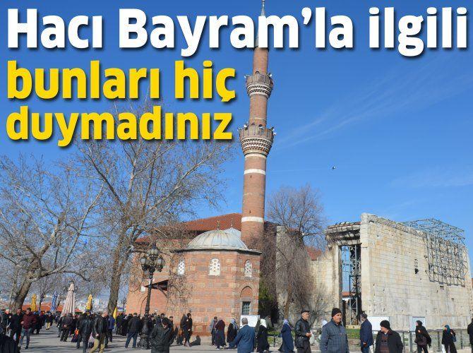Hacı Bayram Veli Camii En Belirgin Özelliği Nedir?