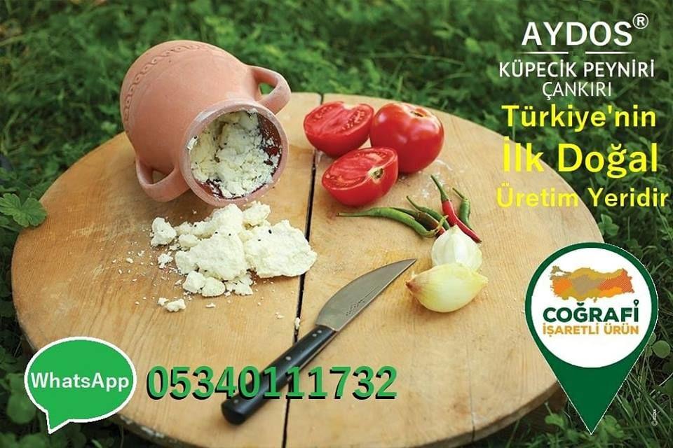 Aydos Küpecik Peyniri Sipariş Numarası