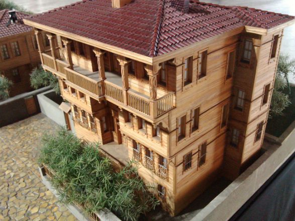 Tarihi Bartın Evleri