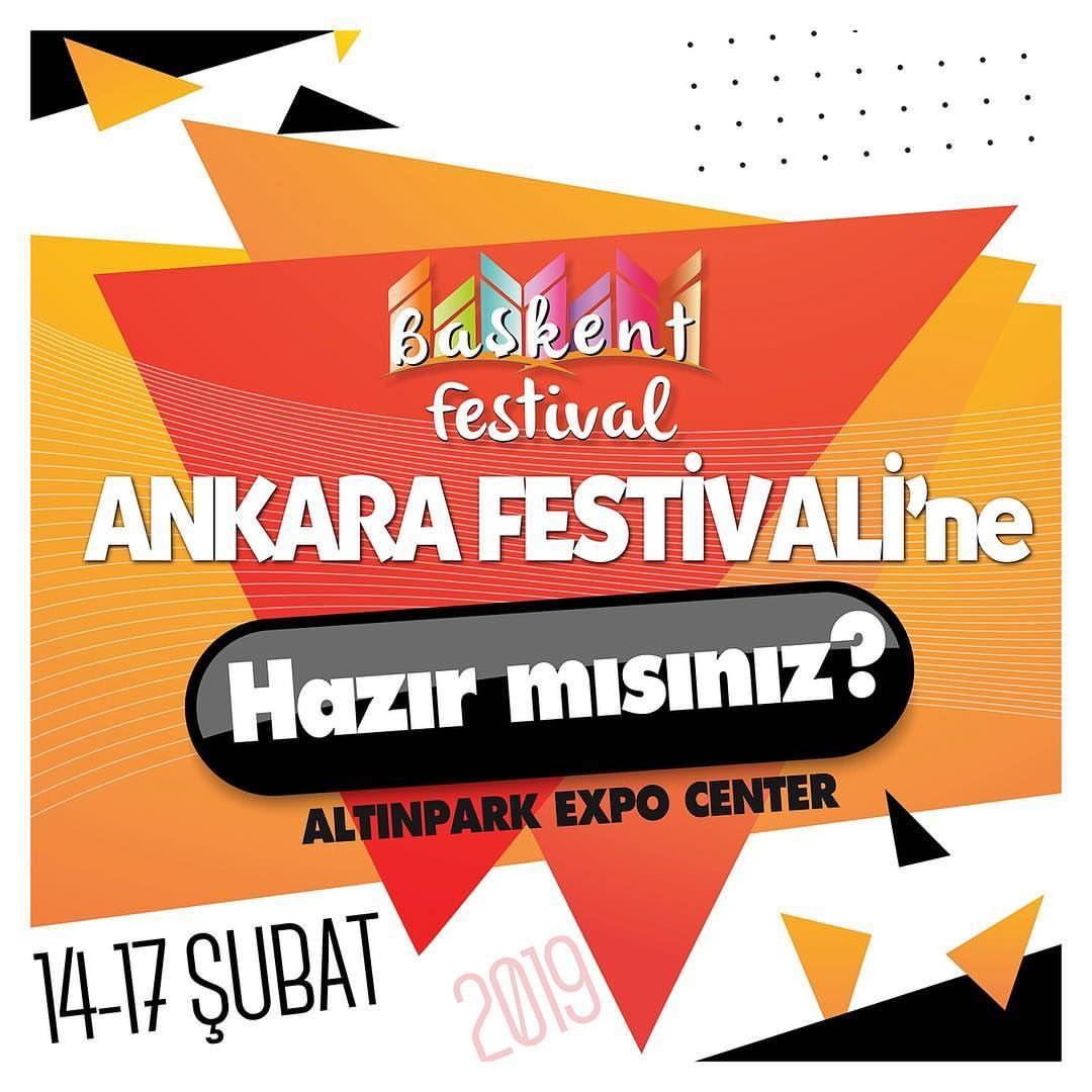 Başkent Moda ve Alışveriş Festivali Ankara 2019