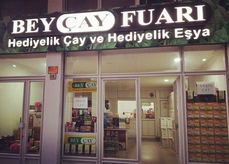 Beyçay Fuarı Satış Mağazası