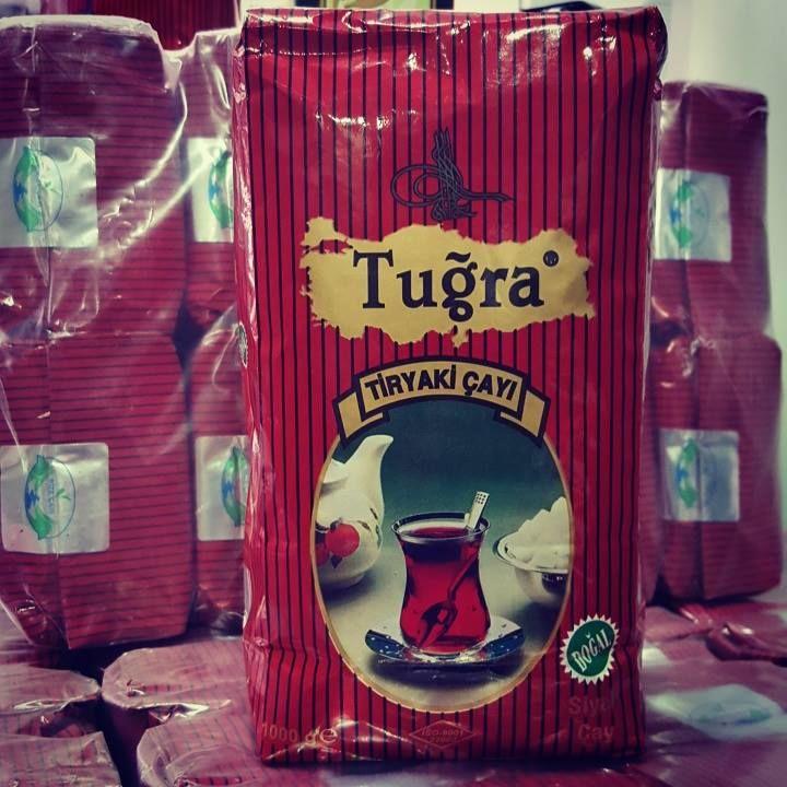 Beyçay Tuğra Tiryaki Çayı