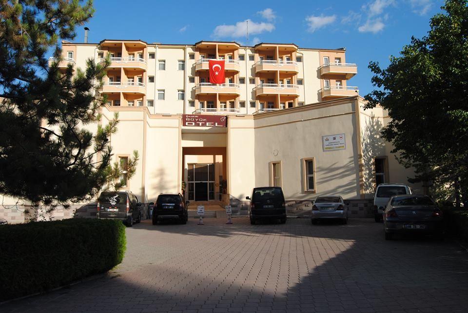 Çankırı Büyük Otel