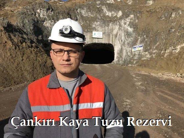 Çankırı Kaya Tuzu Rezervi