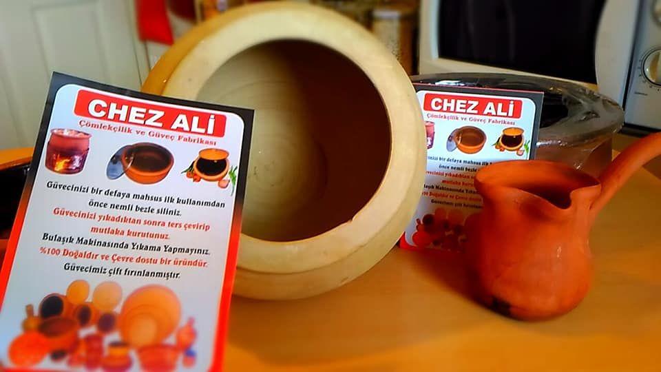 Chez Ali Çömlekçilik 50. Yıl İndirimi
