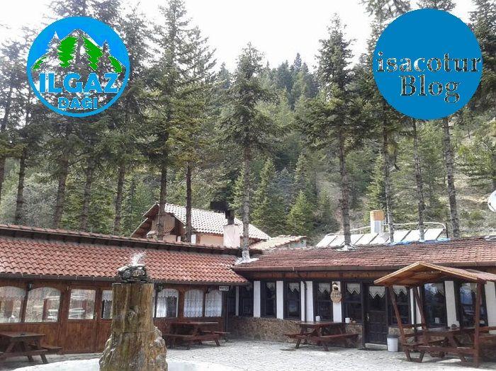 Ilgaz Derbent Otel Et-Balık Restorantı