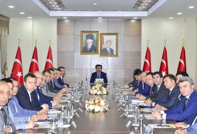 Diyarbakır Tanıtım Günleri toplantısı
